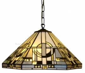"TM25-97 Hanglamp Tiffany Ø42cm ""Metropolitan"""