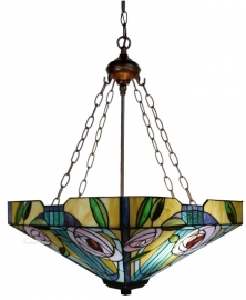 "TG106L Hanglamp Mackintosh 44x44cm ""Willow"""