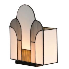 8171 Tafellamp Tiffany H28,5cm New York