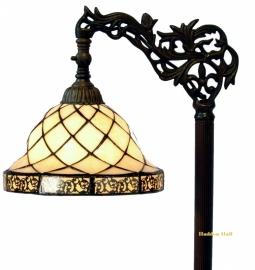 1136 9458 Vloerlamp H164cm met Tiffany kapje Ø26cm Filigrees
