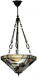 "T050-FCL Hanglamp Mackintosh Ø40cm ""Damselfly"""
