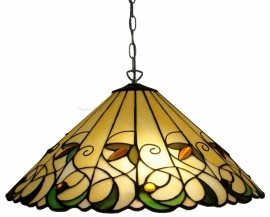 "T095-97 Hanglamp Tiffany Ø41cm ""Jamelia"" 5206"