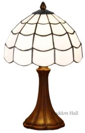 5936 Tafellamp Tiffany H41cm Ø25cm Art Deco Paris