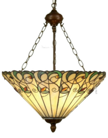"T095L-8842 Hanglamp Tiffany Ø50cm ""Jamelia"" 5205"