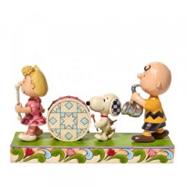 Peanuts Parade H11,5cm Jim Shore 6008968
