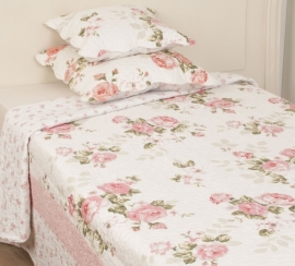 Q126 Clayre & Eef Bedsprei 180 x 260 cm Quilt Patchwork-style