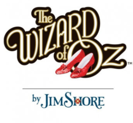 Jim Shore The Wizard of Oz