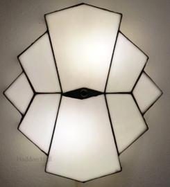 8101W  Wandlamp Tiffany H34cm French Art Deco
