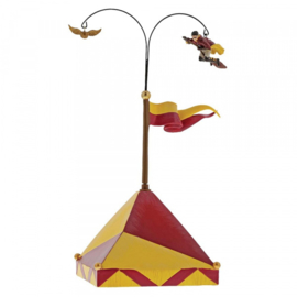 Harry Potter - Chasing The Snitch H25cm