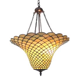 6031 Hanglamp Tiffany Ø60cm Flingor
