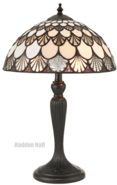 69361 Tafellamp Tiffany H45cm Ø30cm Missori
