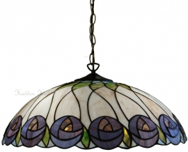 "T049L Hanglamp Mackintosh Ø50cm ""Hutchinson"""