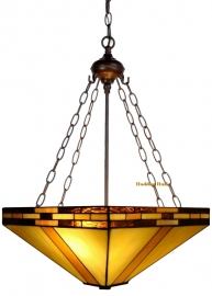 5703 8834 Hanglamp Tiffany 36x36cm Reno