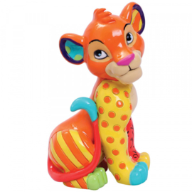 Simba Mini Figurine H9cm Disney by Britto 6006089