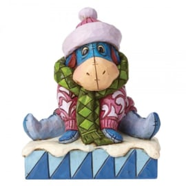 EEYORE  Waiting for Spring  H 13cm Jim Shore 4057940