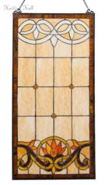 5865 Voorzetraam Tiffany 80x40cm Pendragon