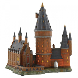 Harry Potter - Hogwarts Great Hall and Tower H33cm Met verlichting A29976