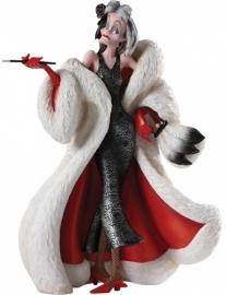 CRUELLA figurine H20,5cm SHowcase Haute Couture Disney 4031541