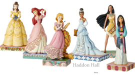 Passion Prinsessen by Jim Shore - Set van 6