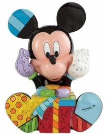 Mickey Mouse Birthday H 18cm by Britto  4043279 uit 2014