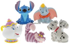 Disney Enchanting  - Set van 5 Sparpotten