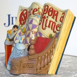 CINDERELLA Storybook  H17cm Jim Shore 4031482 Assepoester Storybook Reintroduction 2019.