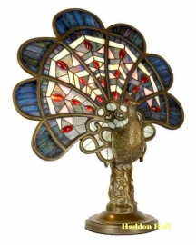 "Tiffany lamp ""Pauw "" 9345"