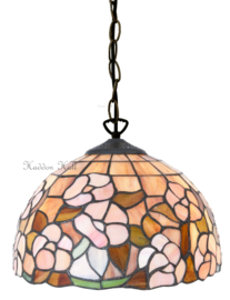 5852 97 Hanglamp Tiffany Ø30cm Pink Marta