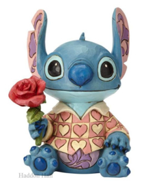 "Stitch  ""Clueless Casanova"" H15,5cm Jim Shore 6001280"