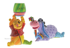 Winnie The Pooh & Eeyore Set van 2 Mini-figurines Disney by Britto