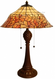 5560 Tafellamp Tiffany H61 Ø45cm