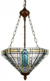 """T044M-8842 Hanglamp Frank Lloyd Wright Ø41cm """"Lloyd"""""""