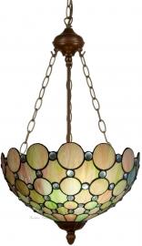"5800  8842 Hanglamp Tiffany Ø40cm ""Pearl"""