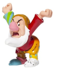 Grumpy Mini Figurine H9cm Disney By Britto 6007102