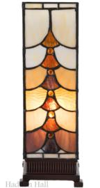 5903 Tafellamp Tiffany H35cm Miniwindlicht Kuori