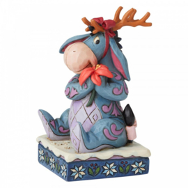 "Eeyore ""WInter Wonders"" H11cm Jim Shore 6002844"