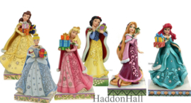 Christmas Prinsessen - Set van 6 - Belle  - Jim Shore