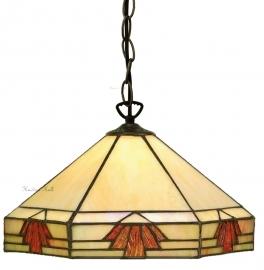 "TM16S 97 Hanglamp Tiffany Ø30cm ""Nevada"""
