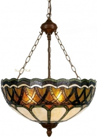 5449 Hanglamp Tiffany Ø55cm Safari