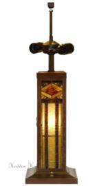 5520 Voet Tiffany H71cm met verlichting Emile