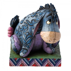 "EEYORE ""True Blue Companion"" H9cm Jim Shore 4011755"