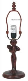P502S Voet voor Tafellamp H35cm Jugendstil Dame