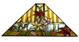 NBS12 Kap Tiffany 40x40cm Paradise