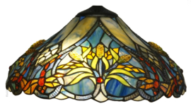 5678 Kap Tiffany Ø40cm Guldsmed