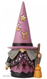 Witch Gnome H15cm - Jim Shore 6009513