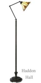 KT21 Vloerlamp H175cm met Tiffany kap Ø26cm Sunset