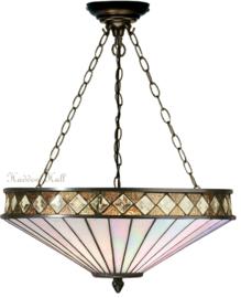 T4P50 SU3 Hanglamp Tiffany Ø50cm Fargo