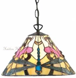"T022S-97 Hanglamp Tiffany Ø30cm ""Ashton"""