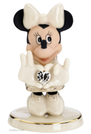Minnie Claus H9cm Disney by Lenox 845283