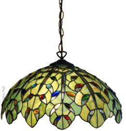 5293  Hanglamp Tiffany Ø43cm Teardrops